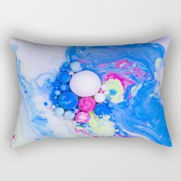 Bubbles-Art - Freddie Rectangular Pillow