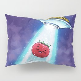 UFO Spaghetti Dreams Pillow Sham