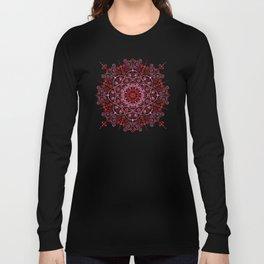 Moroccan Mandala – Valentine Palette Long Sleeve T-shirt
