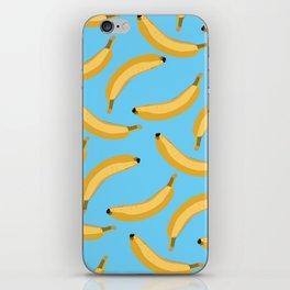 going bananas iPhone Skin