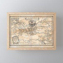 Argonautica Framed Mini Art Print