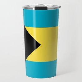 Flag: The Bahamas Travel Mug