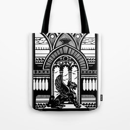 Old City Tote Bag