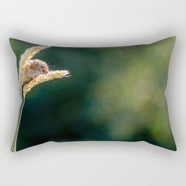 Harvest Time. Rectangular Pillow