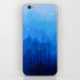 Mists No.4 iPhone Skin