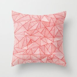 FTRL4 Throw Pillow