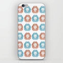 Be Fearless iPhone Skin