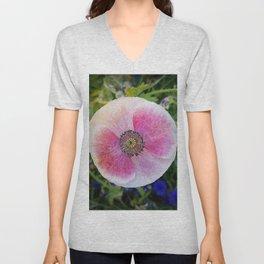 Poppy World Unisex V-Neck