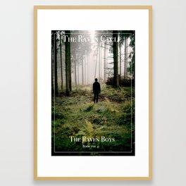 The Raven Boys Framed Art Print