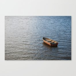 Come to sail with me... Canvas Print