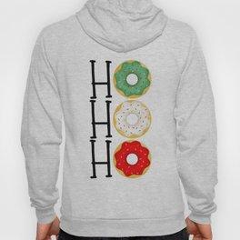 Ho Ho Ho - Holiday Donuts Hoody