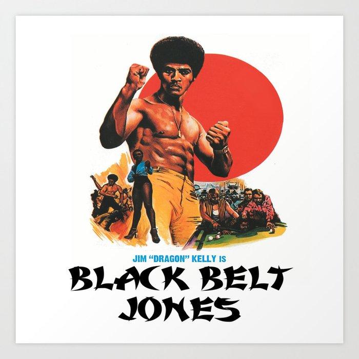 Black Belt Jones Kunstdrucke