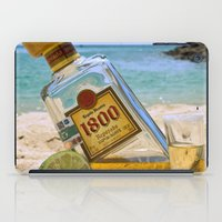 tequila iPad Cases featuring Tequila! by Brocoli ArtPrint