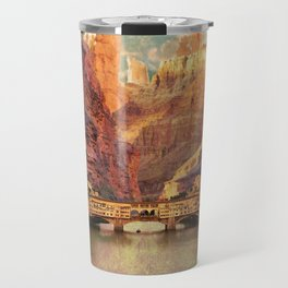 Grand Bridge @ Old Canyon Travel Mug