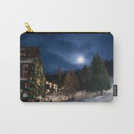 Night in the mountains Carry-All Pouch