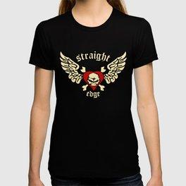 Strage Edge Skull T-shirt