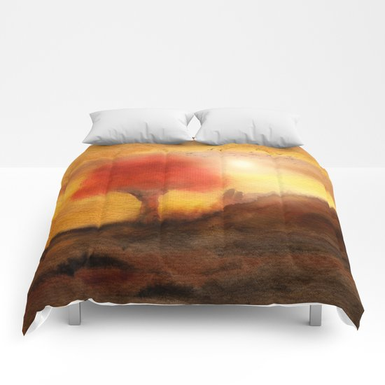 Calling The Sun XIII Comforters