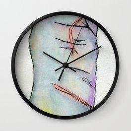 Macrodactyly Wall Clock