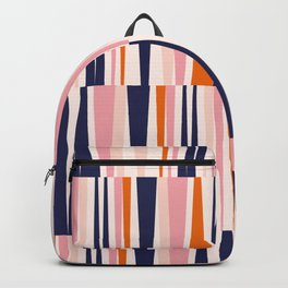 Beaching Pattern Backpack