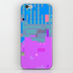 taintedcanvas107x2a iPhone & iPod Skin
