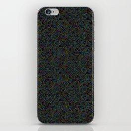 Tourbillon nocturne iPhone Skin