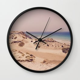 El Cotillo Wall Clock