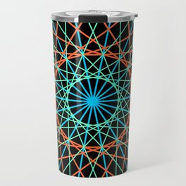 Sacred geometry Travel Mug