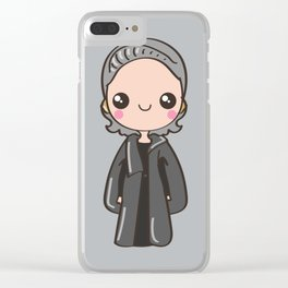 Resistance General Clear iPhone Case