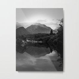 Around Franz Josef Glacier Metal Print