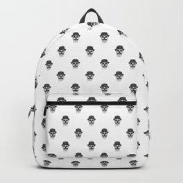 Gentlemen never die Backpack
