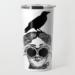 Where's that bird?! - humor Travel Mug
