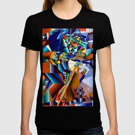Kazimir Malevich Knife Grinder T-shirt
