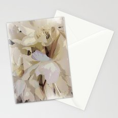 Midsummer night-blooms Stationery Cards