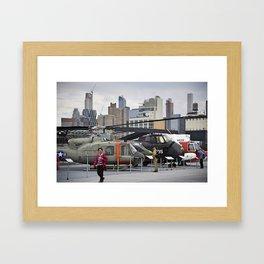 Happy Travels Framed Art Print