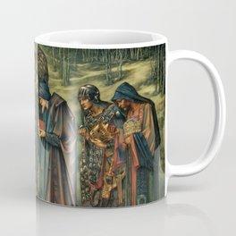 "Edward Burne-Jones ""The Star of Bethlehem"" Coffee Mug"