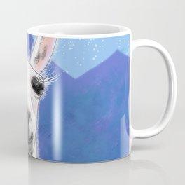 Llama Yama Smiling Coffee Mug