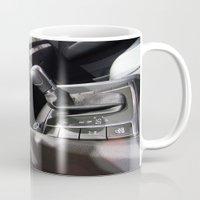 volkswagen Mugs featuring Volkswagen Amarok Highline Cambio by Mauricio Santana