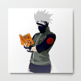 Ninja sensei Metal Print