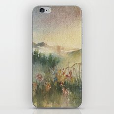 A Foothill Spring iPhone & iPod Skin