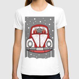 Sleigh Is In The Shop T-shirt