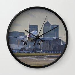 The Landing Wall Clock