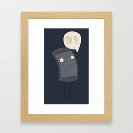 Use Me... Framed Art Print