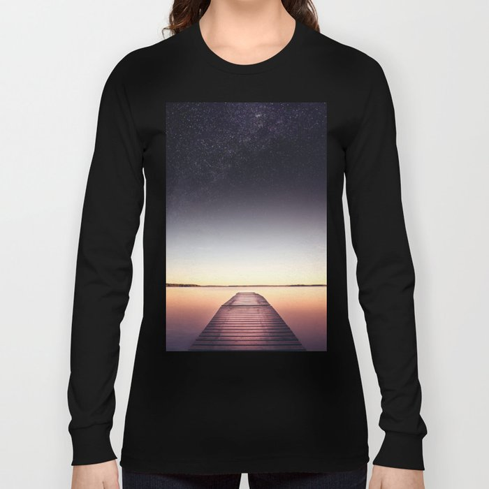 Skinny dip Long Sleeve T-shirt