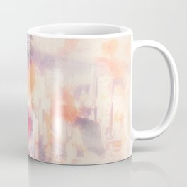 Painted Fan Dancer - Dressing Room Break Coffee Mug