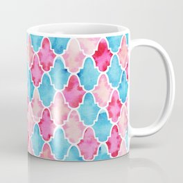 Colorful Moroccan style pattern Coffee Mug