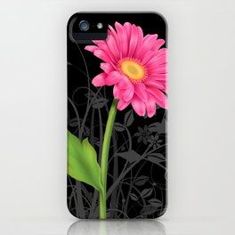Gerbera Daisy #2 iPhone Case