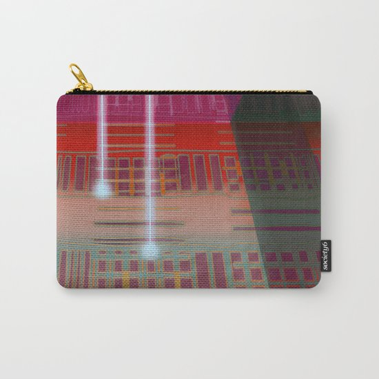 Atlante / CIRCUITS GLEAM Carry-All Pouch
