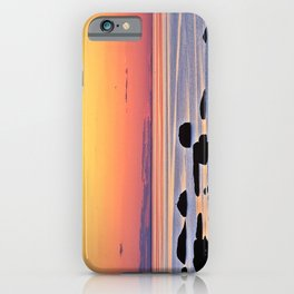 Yellow Skies of Summer iPhone Case