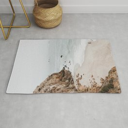 malibu coast / california Rug