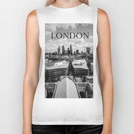 The City of London Biker Tank